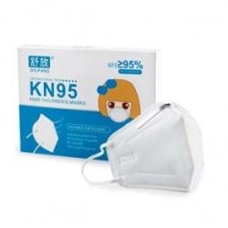 Pack 5 unidad - Mascarilla Kn95 Infantil - 5 Euros unidad