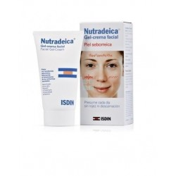 Isdin Nutradeica Gel-Crema Facial Piel Seborreica 50 ml