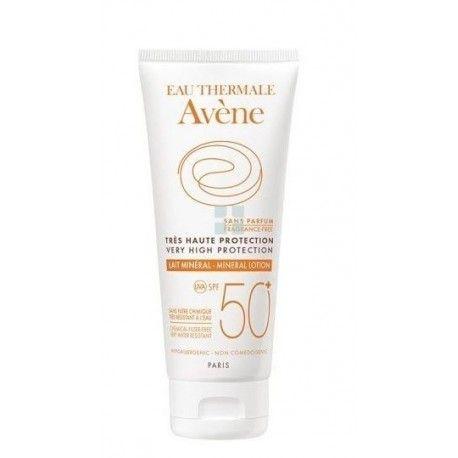Avene Solar Leche SPF50+ 100 ml