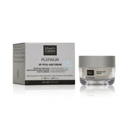 Martiderm Vital- Age Platinum Crema Piel Normal y Mixta 50 ml