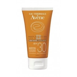 AVENE CREMA 30+ COLOREADA 50 ML