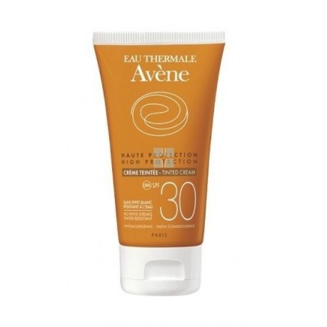 Avene Crema 30+ Coloreada 50 ml