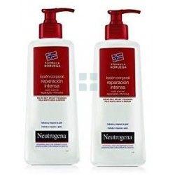 Neutrogena Reparacion Intensa Piel Muy Seca 2 x 750 ml