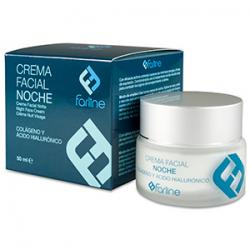 Farline Crema Facial de Noche Colageno 50 ml
