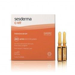 SESDERMA C-VIT INTENSIVE SERUM - EFECTO FLASH 2 ML 5 AMPOLLAS