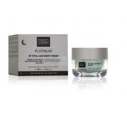 Martiderm Platinum Crema Nocturna 50 ml