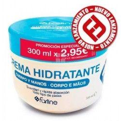 Farline Crema Hidratante Cuerpo y Manos 300 ml