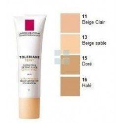 La Roche Posay Toleriane Maquillaje Fluido Beige Claro 30 ml