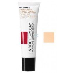 La Roche Posay Toleriane Maquillaje Fluido Beige Oscuro 30 ml