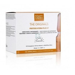 MARTIDERM THE ORIGINALS PROTEOGLICANOS SP HYDRA PLUS 30 AMPOLLAS 2 ML