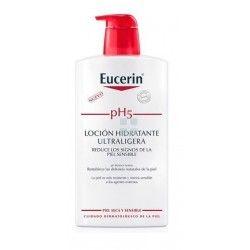 Eucerin Ph5 Locion Hidratante Piel Sensible 1000 ml
