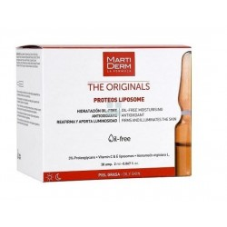 MARTIDERM THE ORIGNALS PROTEOS LIPOSOME 30 AMPOLLAS X 2 ML