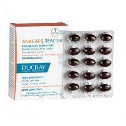 DUCRAY ANACAPS REACTIV 3X30 CAP