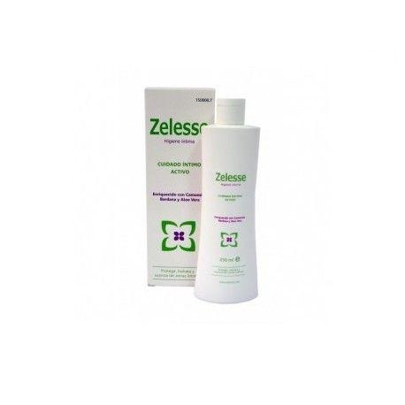 Zelesse Cuidado Intimo Activo 250 ml