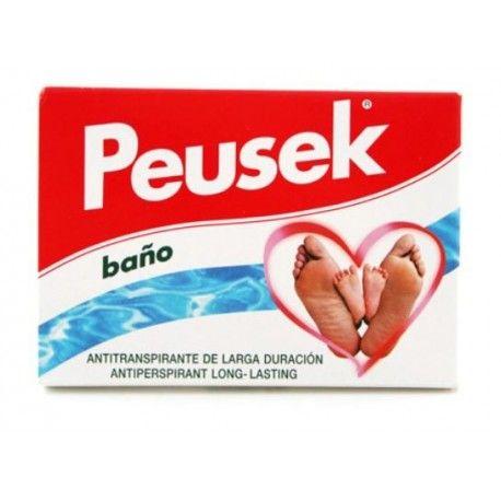 Peusek Baño Desodorante Pies 20 gr Polvo
