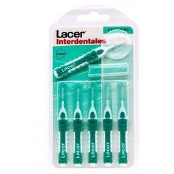 Cepillo Lacer Interdental Extrafino Recto 6 uds