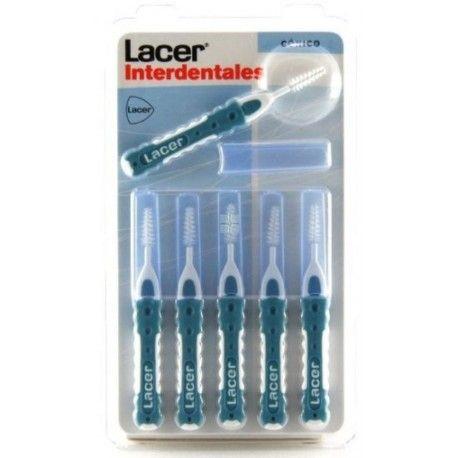 Cepillo Lacer Interdental Conico 6 uds