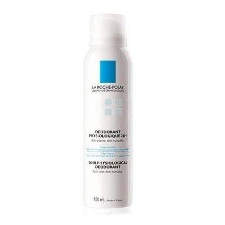 La Roche Posay Desodorante Fisiológico 24 Horas Spray 150 ml