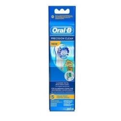 ORAL-B RECAMBIO PRECISION CLEAN 5 UNIDADES
