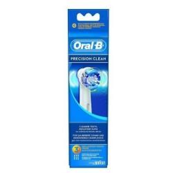 ORAL-B RECAMBIO PRECISION CLEAN 3 UNIDADES