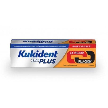 Kukident Pro Crema Adhesiva Doble Accion 40 gr