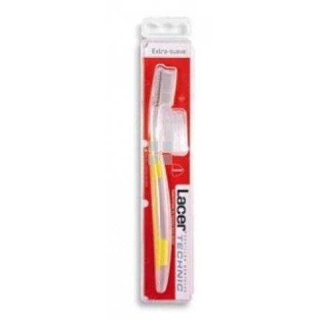 Cepillo Lacer Adulto Technic Extra-Suave