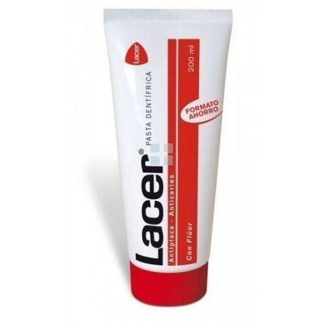 Lacer Pasta con Fluor 200 ml