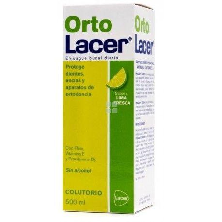 Ortolacer Colutorio Lima Fresca 500 ml