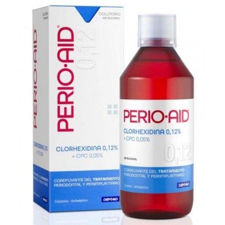 Dentaid Perio Aid Tratamiento Colutorio Sin Alcohol 500 ml