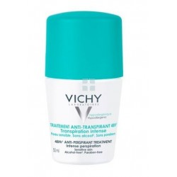 VICHY DESODORANTE ANTI-TRANSPIRANTE 48H ROLL - ON 50 ML