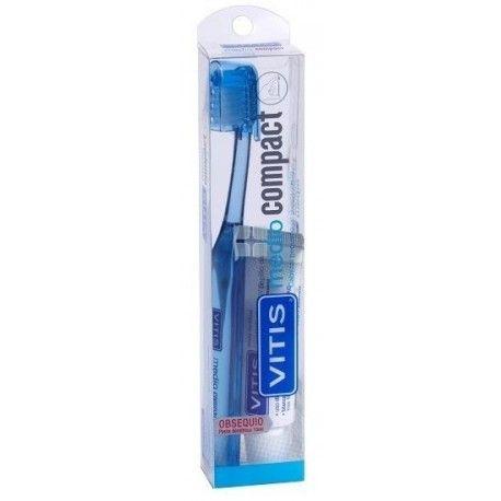 Vitis Cepillo Dental Adulto Compact Medio 1 Ud