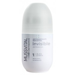 Mussvital Dermactive Deo Invisible Antimanchas Roll-On 75 ml