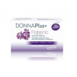 DONNAPLUS FLOBORIC 7 CAPS VAGINALES