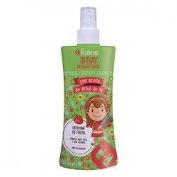 Farline Spray Desenredante Aceite Arbol Del Te 250 ml