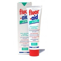 DENTAID PASTA DENTAL FLUOR AID 100 ML