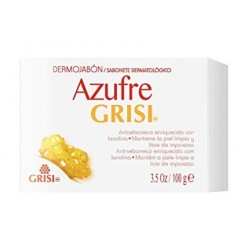 grisi Jabon Azufre 100 gr