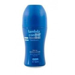 Isdin Lambda Control Desodorante Roll On 50 ml