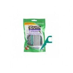 Gum- 890 Easy Flossers Seda Dental Aplicador 30 U