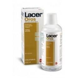 Lacer Oros Fluor Colutorio 500 ml