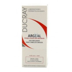 DUCRAY ARGEAL CHAMPU SEBO-ABSORBENTE 200 ML
