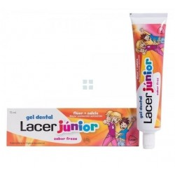 GEL DENTAL LACER JUNIOR 75ML