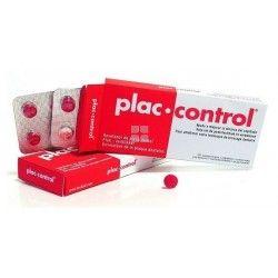 Plac Control Revelador Placa Dental 20 Comp