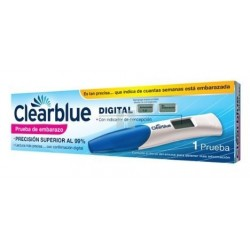 Clearblue Test Embarazo Digital