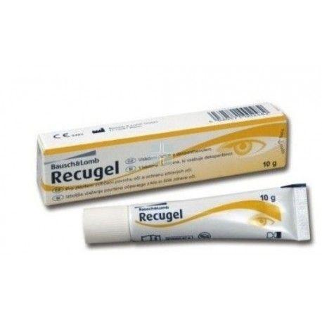 Recugel Gel Oftalmico 10 gr