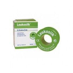 Esparadrapo Leukosilk 5 x 2,5
