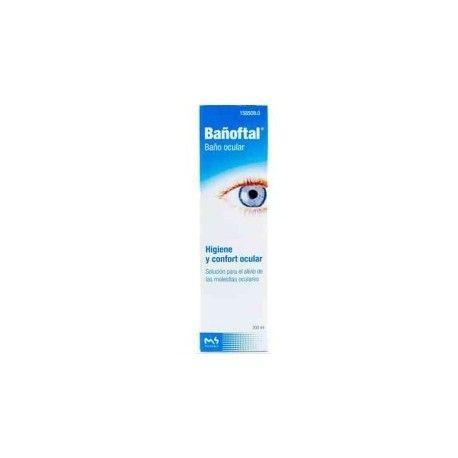 Bañoftal Soluc Ocular 200 ml