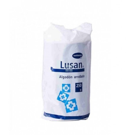 Algodon Arrollado Mezcla 80% Lusan 250 gr