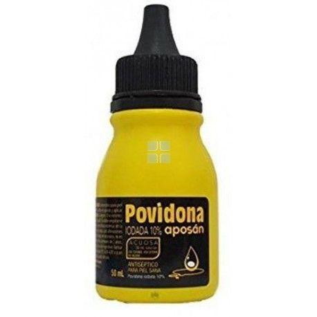 Aposan Povidona yodada 10% 50 ml
