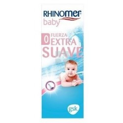 RHINOMER BABY SPRAY NASAL FUERZA 0 115ML