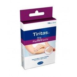 TIRITAS PLASTIC ELASTIC 10 X 6